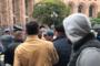 Բողոքի ակցիայի մասնակիցները փակեցին Տիգրան Մեծ պողոտան
