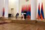 ՀՀ նախագահի և վարչապետի հանդիպումը՝ գործարարների հետ /տեսանյութ/