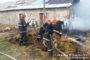 Շամիրամ գյուղում այրվել է անասնակեր. տուժածներ չկան (լրացված)