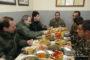 Նիկոլ Փաշինյանը խրախուսել է դիրքապահ զինծառայողներին և մաղթել առողջություն ու խաղաղ ծառայություն