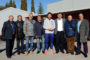 Հայաստանի ազգային հավաքականի մարզիչներ հանդիպել են Դիեգո Սիմեոնեին և լեգենդար մարզիչ Վիսենտե Դել Բոսկեն