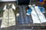 Փոստային ծանրոցներում հայտնաբերվել է թմրանյութով ներծծված հագուստ