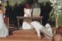 Հարսանիքի ժամանակ հարսի ընկերուհու երգելու ժամանակ փեսայի ընկերն ուշագնաց է եղել՝ դեմքով հարվածելով գետնին /տեսանյութ/