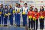 Հրաձիգների Լիլիթ Մկրտչյան-Գոհար Հարությունյան-Արուսյակ Գրիգորյան եռյակը դարձել է Եվրոպայի առաջնության բրոնզե մեդալակիր