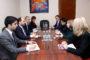 Արայիկ Հարությունյանն ընդունել է ՀՀ-ում ԱՄՆ արտակարգ և լիազոր դեսպան Լին Թրեյսիին
