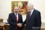 Վարչապետն ընդունել է ԵԱՀԿ գործող նախագահի անձնական ներկայացուցիչ Անջեյ Կասպրչիկին