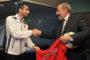 ՀՀ վարչապետ Նիկոլ Փաշինյանը հանդիպել է ազգային հավաքականի հետ