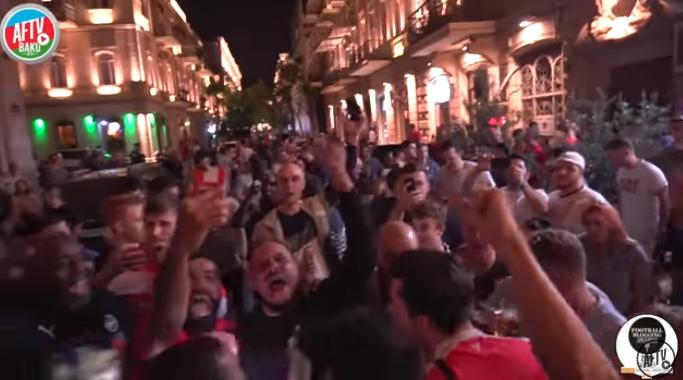 Տեսանյութ. Լոնդոնյան գրանդի երկրպագուների երգը Արցախի մասին նյարդայնացրել է ադրբեջանցիներին