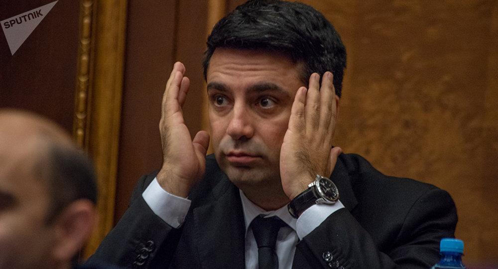 Ալեն Սիմոնյանը՝ Ռոբերտ Քոչարյանին ազատ արձակելու մասին