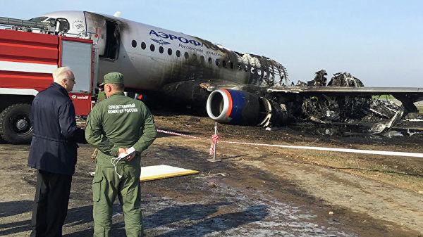 Շերեմետևո օդանավակայանում  այրված օդանավի օդաչուների ևս մի քանի սխալ