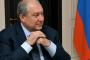 Արմեն Սարգսյանը Վահե Ղազարյանին նշանակել է Ոստիկանության զորքերի հրամանատար