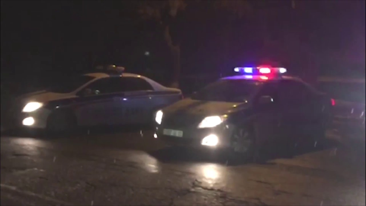 Տեսանյութ. Քաղաքում ծփում են ոստիկանները, ու անհասկանալի տրամադրություն է