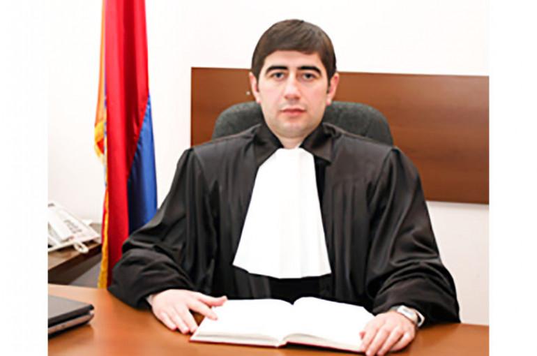 Եթե հասկանամ, որ ինձ չեն վստահում, չեմ աշխատի.Վերաքննիչ քրեական դատարանի նախագահ