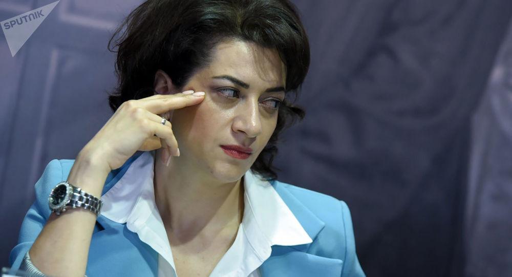 Աննա Հակոբյանը կոչով դիմել է ադրբեջանցի կանանց և մայրերին