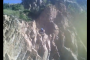 Վտանգավոր տեղամասեր. քարաթափում Վայք-Ջերմուկ ավտոճանապարհին /տեսանյութ/