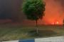 Իսակովի պողոտայում խոտածածկ տարածք է այրվում (տեսանյութ)