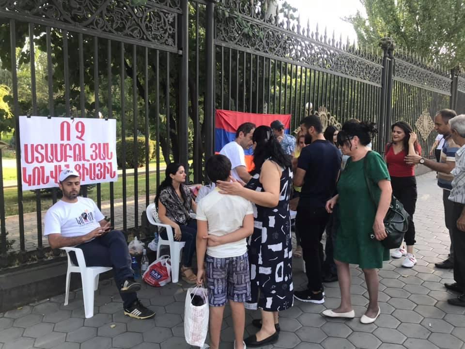 Իշխանության հասած  մի խումբ պաշտոնյաներ Ստամբուլյան կոնվենցիան պարտադրելով, Փաշինյանի իշխանությանը հանում են հայ ժողովրդի դեմ