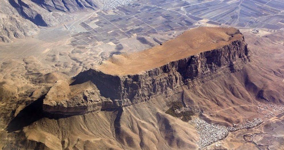 Ամերիկացի օդաչուն պնդում է, որ Արարատ լեռան վրա տեսել է Նոյան տապանը