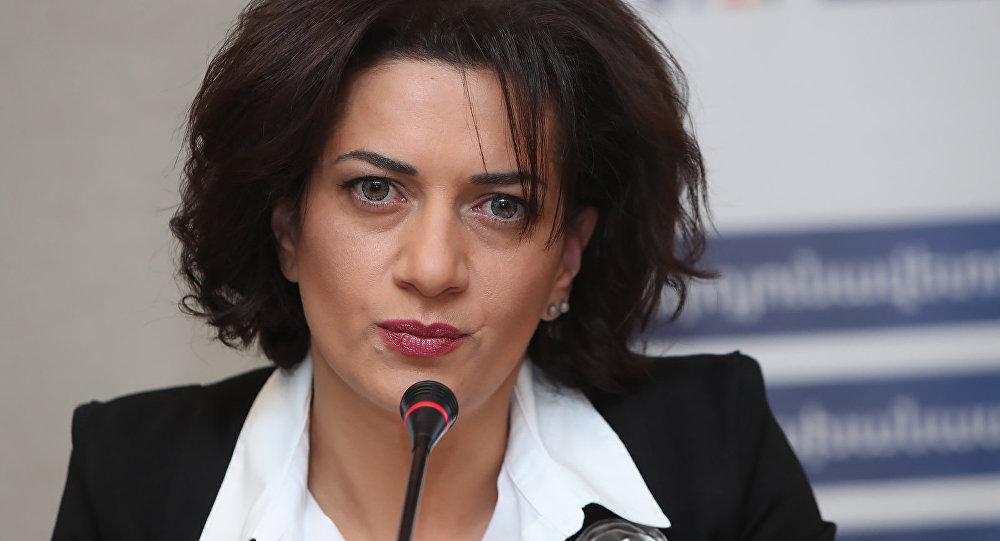 Գտնվեց մեկը, որը մարտահրավեր նետեց վարչապետի տիկին Աննա Հակոբյանին․«Իրավունք»