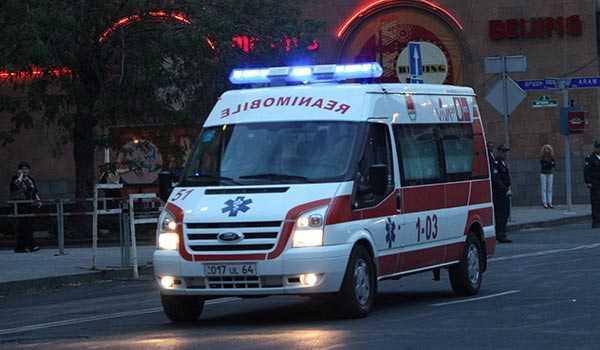 Արտակարգ դեպք` Շենավանում. 62-ամյա բնակիչը բուժքույրի կողմից ներարկում ստանալուց հետո մահացել է