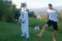 Ես գնդակներս ուղարկում եմ լուսին. Զլատան Իբրահիմովիչ /տեսանյութ/