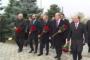Արմեն Սարգսյանը, Նիկոլ Փաշինյանը, Արարատ Միրզոյանը Ծիծեռնակաբերդում են /ուղիղ/