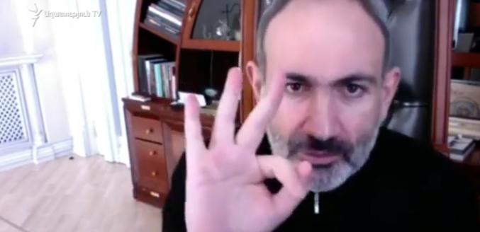 Տեսանյութ. Այդ երեք հոգուց երկուսը իմ նկատմամբ հանդես են գալիս ակնհայտ թշնամական դիրքերից
