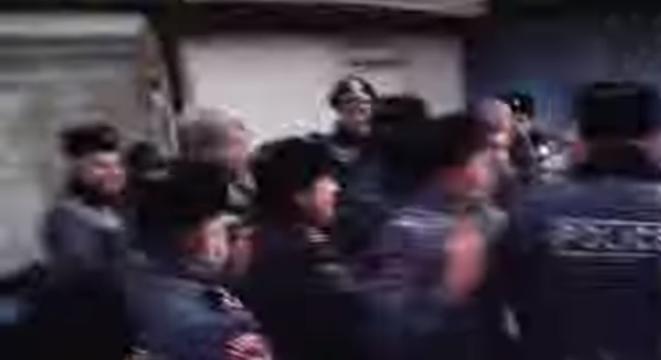 Տեսանյութ.  Բախում քաղաքացիների և ոստիկանների միջև. Լարված իրավիճակ՝ Մալաթիա–Սեբաստիայում