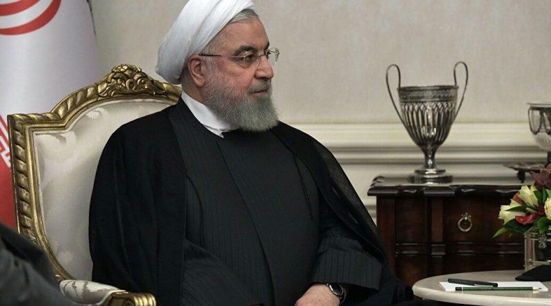 Իրանի նախագահը խոսել է կորոնավիրուսի դեմ պայքարի մասին