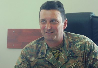 Ջալալ Հարությունյանը նշանակվեց Արցախի ՊԲ հրամանատար