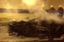 Հարսանեկան Lamborghini-ն բախվել է Volkswagen Golf-ին՝ վերածվելով մոխրակույտի /տեսանյութ/