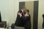 Զոհրաբ Մնացականյանն ու Սերգեյ Լավրովը գրկախառնվել են հանդիպումից առաջ /տեսանյութ/