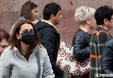 Հայաստանում հաստատվել է կորոնավիրուսի 50 նոր դեպք