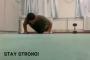 Ինչպես է կորոնավիրուսով վարակված ֆուտբոլիստը մարզվում հիվանդանոցում /Տեսանյութ/
