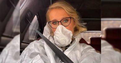 Քսենիա Սոբչակը հայտարարել է, որ անցած տարի հիվանդացել է կորոնավիրուսով և բուժվել