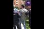 Ադրբեջանցիներին Մոսկվայում էլ չթողեցին «նորմալ ցույց» անել /տեսանյութ/