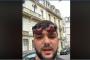 Մեր պատասխանը՝ «ձեր ծիրան ճզմելուն». Հայ երիտասարդը «Մեր հայրենիք» է երգում Փարիզում Ադրբեջանի դեսպանատան մոտ /տեսանյութ/