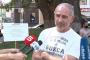Ոստիկանները տուգանել են հացադուլ անող Իսրայել Հակոբկոխյանին
