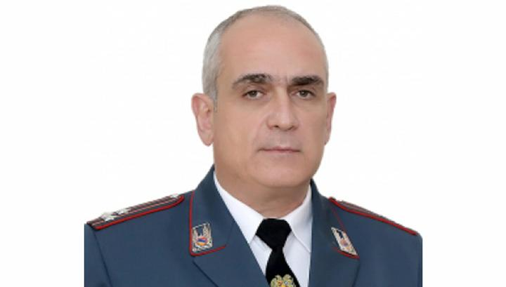 ՀՀ փոխոստիկանապետն ազատվեց պաշտոնից