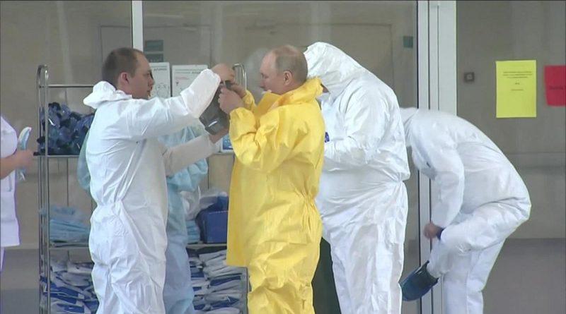 Ռուսաստանում սկսում են կորոնավիրուսի դեմ պատվաստումները. Պուտինն ասել է, թե ինչպես դա պետք է արվի