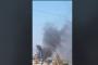 Վարդենիսում քաղաքացիական ավտոբուս է այրվում հարվածային ԱԹՍ-ի հարվածից