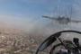 Երևանը՝ այսօր երկնքում սավառնող ՍՈՒ-30 կործանիչի օդաչուի աչքերով /տեսանյութ/