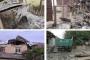 Ադրբեջանական զինուժի կողմից Արցախի խաղաղ բնակավայրերի հրետակոծության հետևանքները /լուսանկարներ/