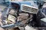 Երևանի Ծիծեռնակաբերդի խճուղում բախվել են Mercedes-ը, Hyudai Sonata–ն Toyota Camry-ն