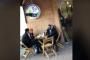 Նիկոլ Փաշինյանի տղան անվտանգության տասնյակ աշխատակիցների ուղեկցությամբ «Կասկադի» սրճարանում է /լուսանկարներ/