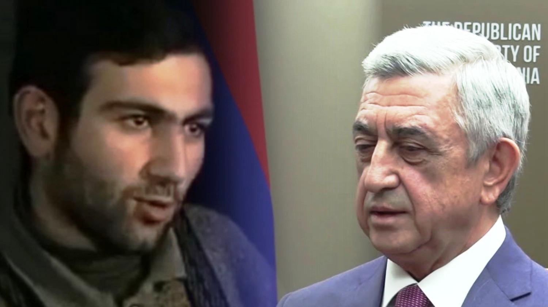 Այդ ժամանակ  Փաշինյանը 18 տարեկան է եղել. Ինչ էր ակնարկում Սերժ Սարգսյանը. Նիկոլ Փաշինյանի դեմ առկա է որոշակի լուրջ կոմպրոմատ