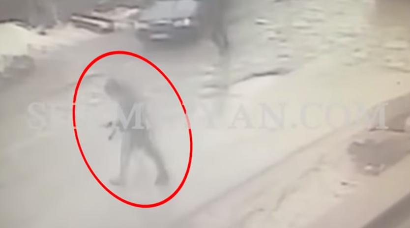 Տեսանյութ.Տեսախցիկը արձանագրել է Թոխմախի գերեզմանների հարևանությամբ տեղի ունեցած զինված «ռազբորկան»