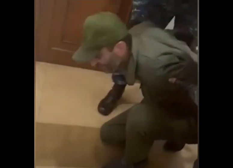 Տեսանյութ.Այդ տականքները չեն մարսելու դա՝3 պատերազմի մասնակցին, հիվանդ մարդուն նսեմացնելու համար