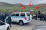 Սյունիքում Նիկոլ Փաշինյանի ավտոշարասյան առաջին ավտոմեքենան եղել է ռուսական դրոշով