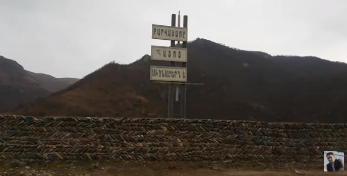 Տեսանյութը նկարահանել եմ Քարվաճառում՝ 2020թ․ նոյեմբերի 24-ին, հանձնելուց 1 օր առաջ.Քարվաճառի ջրերի արժեքը` ակունքների մոտից